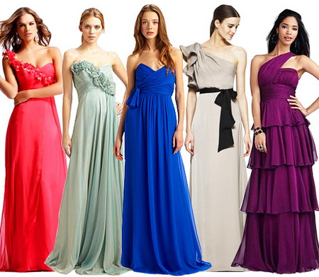 New style and fashion for party dresses