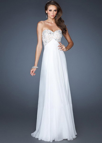 Prom fashion dresses and new designs 2014