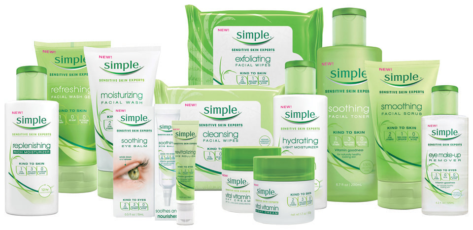 Simple Skin Care Products And Brands