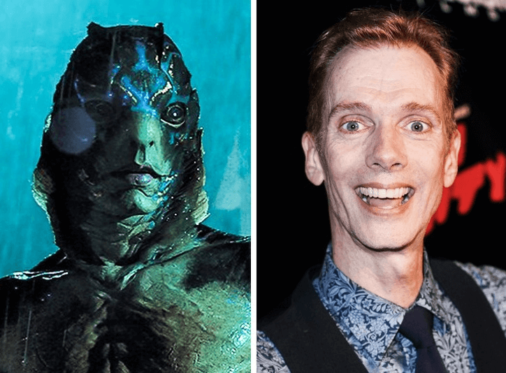 Doug Jones in The Shape of Water