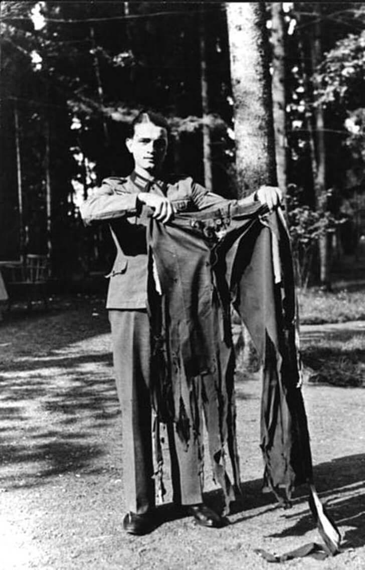 Adolf Hitler's pants