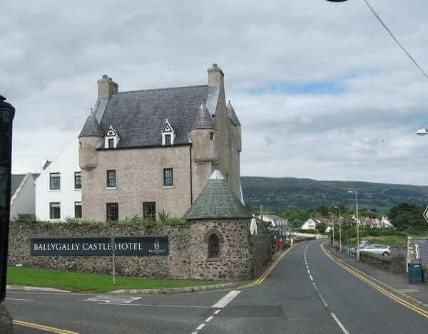 Ballygally Castle, Ireland