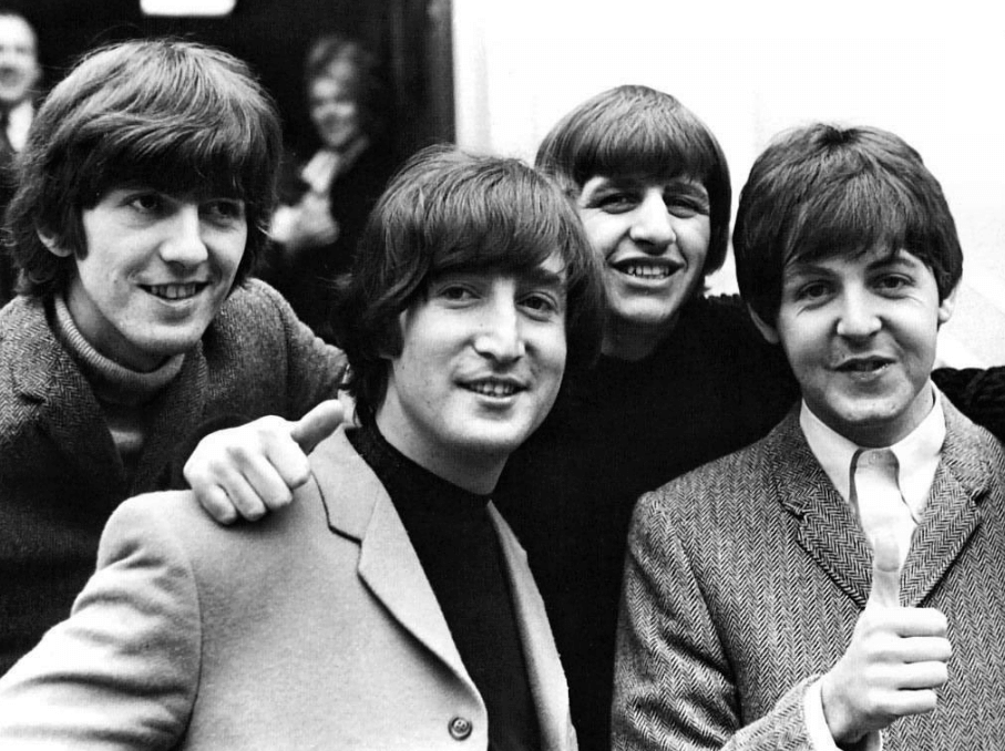 Beatles' first band