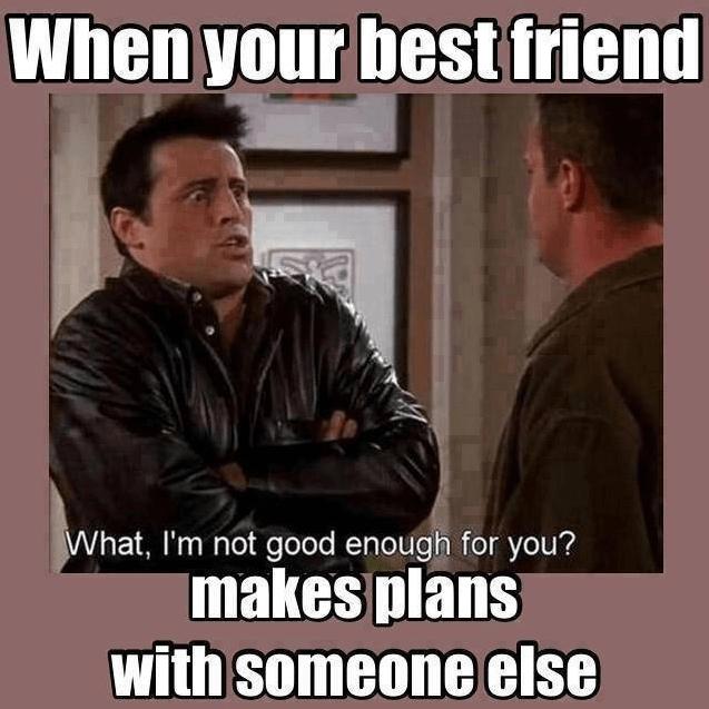 Makes Plans